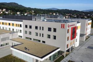 Żywiec: nowy szpital wybudowany w ramach PPP już otwarty