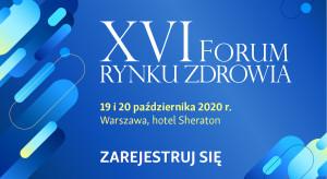 XVI Forum Rynku Zdrowia: 20 sesji, kluczowe tematy. Ruszyła już rejestracja