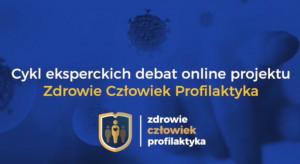 Transmisja debaty: profilaktyka chorób zakaźnych wśród personelu medycznego