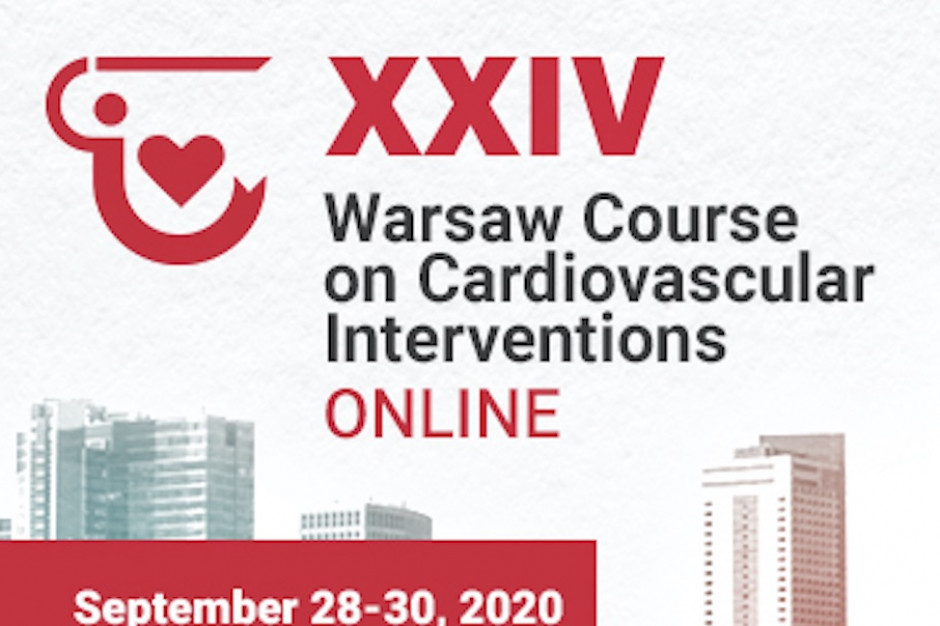 XXIV Warsaw Course on Cardiovascular Interventions Online