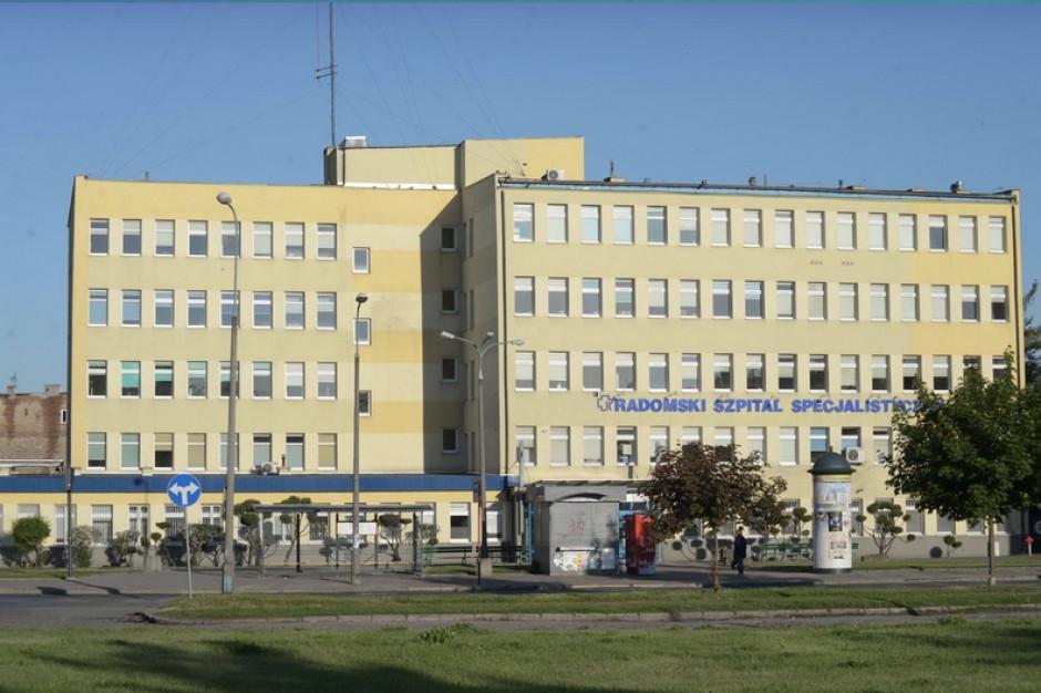 Nie będzie skargi na decyzję o zawieszeniu dyrektora szpitala w Radomiu