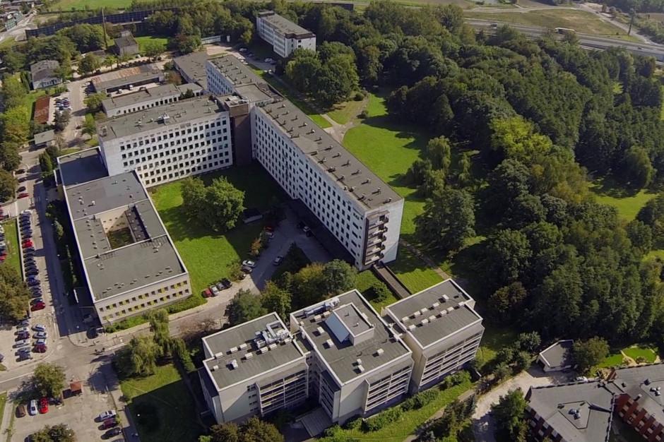 Tychy: pandemia ustępuje, szpital Megrez inwestuje