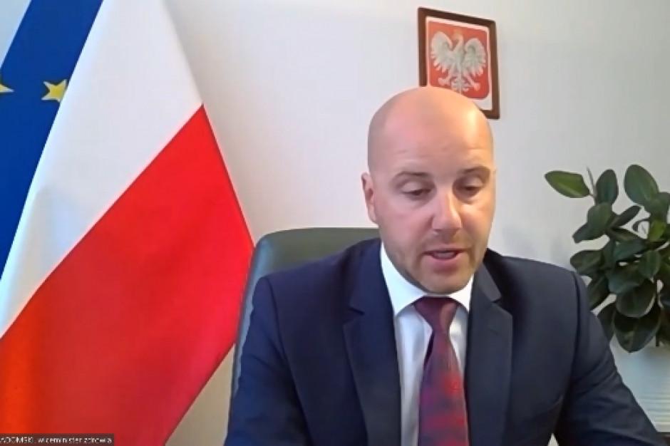 """Sławomir Gadomski nt. raportu """"Innowacyjna onkologia"""": te zamiary przekładają się już na rzeczywistość"""