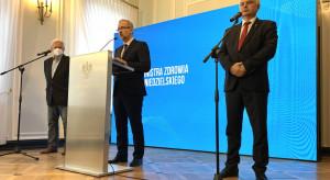 Wiceminister Kraska: zwiększenie liczby łóżek dotyczy głównie poziomu drugiego, czyli miejsc, gdzie...