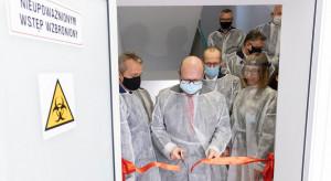 Bydgoszcz: w wojewódzkim sanepidzie otwarto nowoczesne laboratorium molekularne