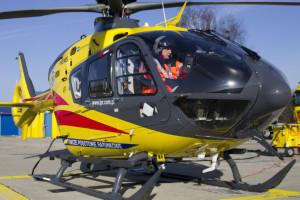 """Łódź: w """"Matce Polce"""" jest nowy oddział ratunkowy z lądowiskiem dla helikopterów"""