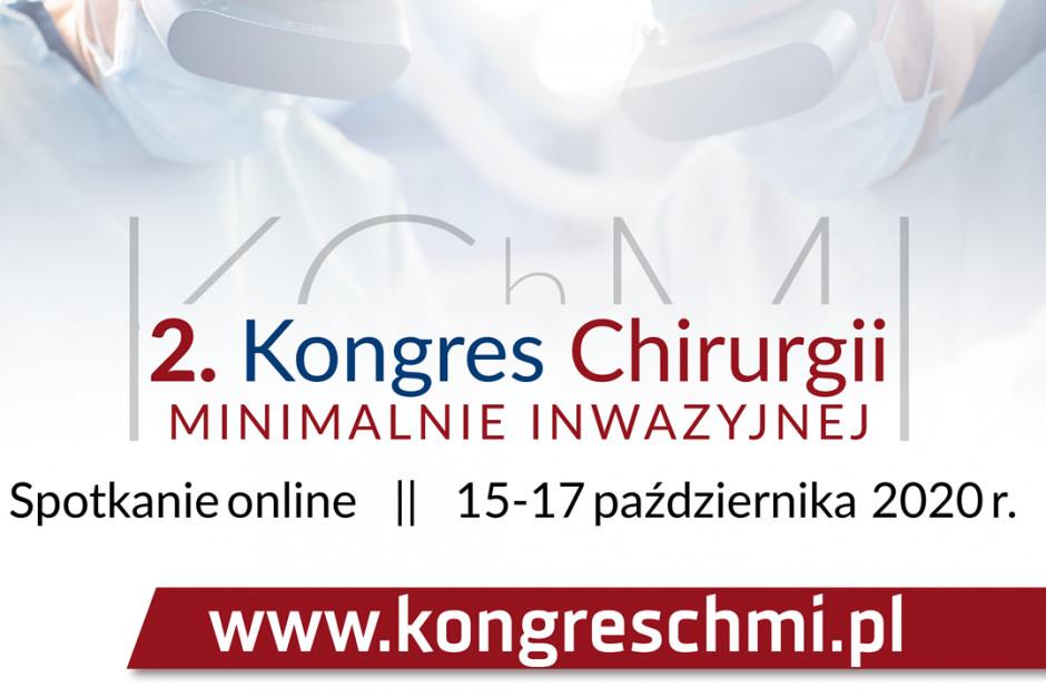 2. Międzynarodowy Kongres Chirurgii Minimalnie Inwazyjnej (online)