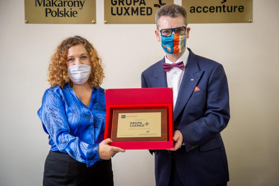 Warszawa: Grupa Lux Med przystąpiła do grona strategicznych partnerów SGH
