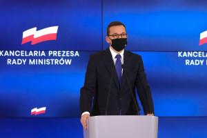 Mateusz Morawiecki o szczepieniach: Widać już światło w tunelu