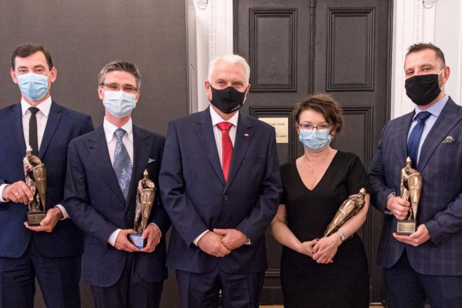 Nagrody resortu zdrowia za wybitne osiągnięcia w ratownictwie medycznym