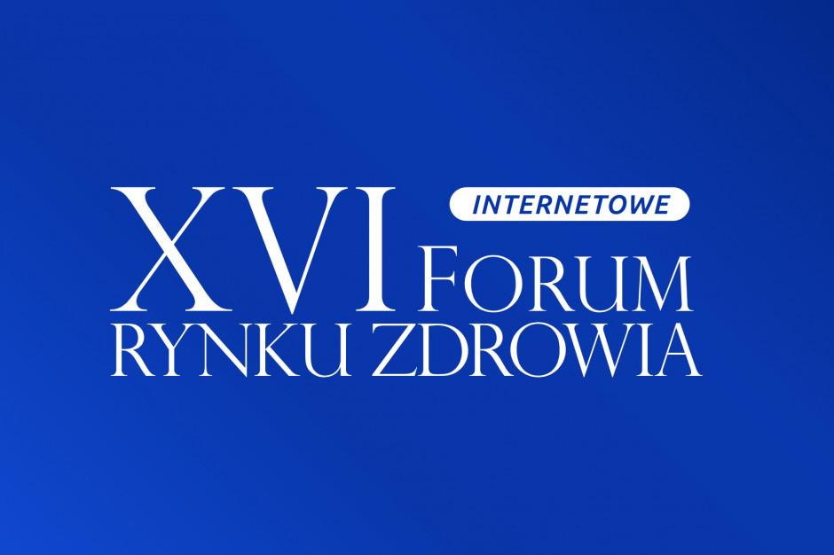 Internetowe XVI Forum Rynku Zdrowia: transmisje 21 debat m.in. w portalu rynekzdrowia.pl
