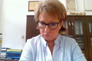 Dr  Cholewińska-Szymańska: gdybym oddała pielęgniarki, zabrakłoby personelu dla moich pacjentów
