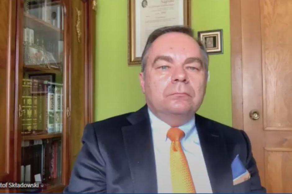 Prof. Składowski o strategii onkologicznej: gdy okręt tonie, nie myślimy o modernizacji