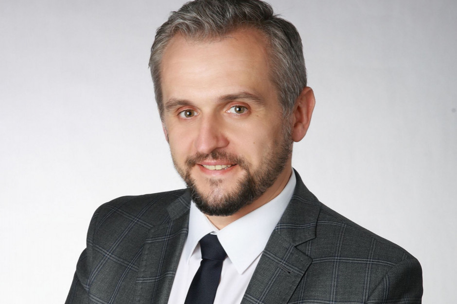 Dyrektor Jędrychowski o szpitalach tymczasowych: wzorem model amerykański