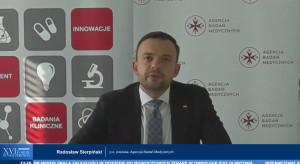 Sierpiński: byćmoże ABM uzyska możliwość ogłaszania konkursów na porównywanie technologii opartych o urządzenia