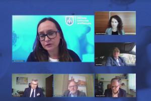 Profilaktyka chorób zakaźnych to dobra praktyka CSR - retransmisja debaty online