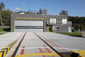 Do Katowic po 13 latach wróciło Lotnicze Pogotowie Ratunkowe, nowa baza mieści się na…