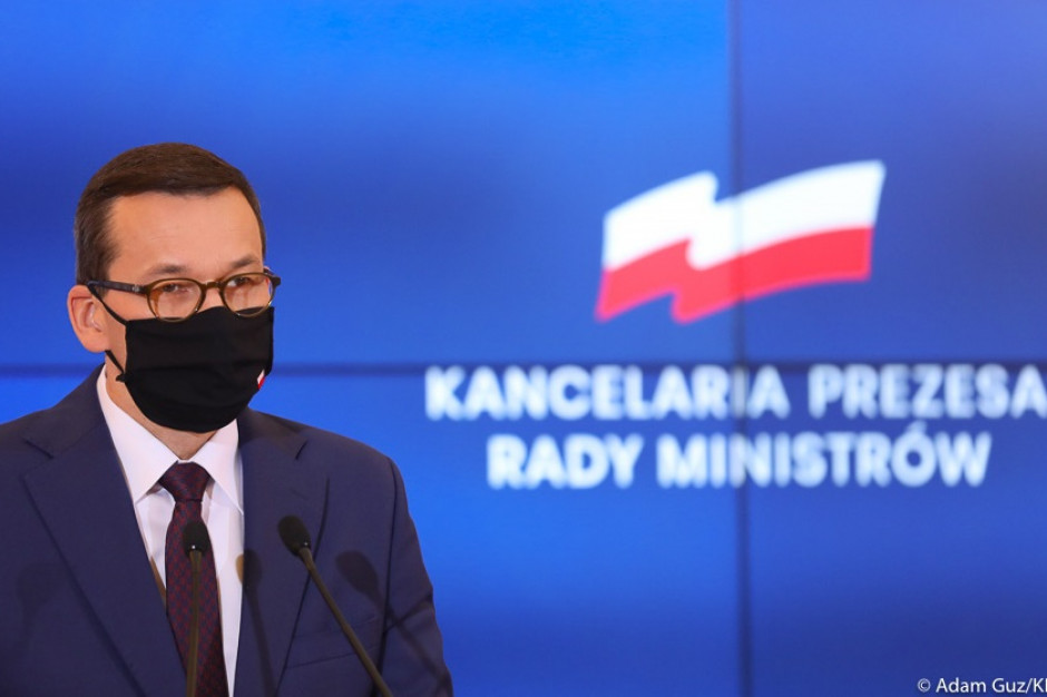 Powstaną kolejne szpitale tymczasowe. Premier zobowiązał m.in. Orlen, Lotos, KGHM, PKO BP do ich budowy