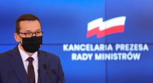 Premier: w pandemii trzeba zdecydowanych działań, od soboty cała Polska czerwoną strefą