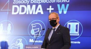 Cała Polska strefą czerwoną: niepokojące tempo przyrostu zakażeń, mamy nowe zaostrzenia