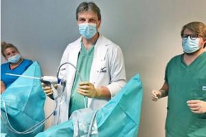 Szpital w Piasecznie wprowadza nowoczesne procedury leczenia raka stercza
