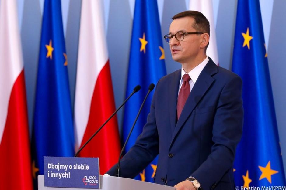 Morawiecki o wyroku TK: nie dotyczy wad płodu wpływających na zdrowie i życie kobiety