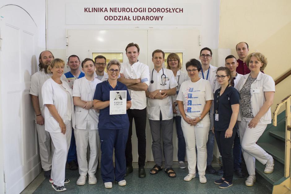 Gdańsk: w UCK wykonują trombektomię mechaniczną u pacjentów z koronawirusem