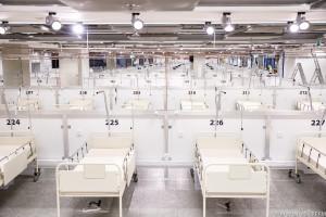Docelowa liczba łóżek w Szpitalu Narodowym może być nawet o połowę mniejsza