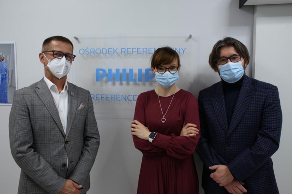 Klinika Flebologii w Warszawie nowym Centrum Referencyjnym Philips