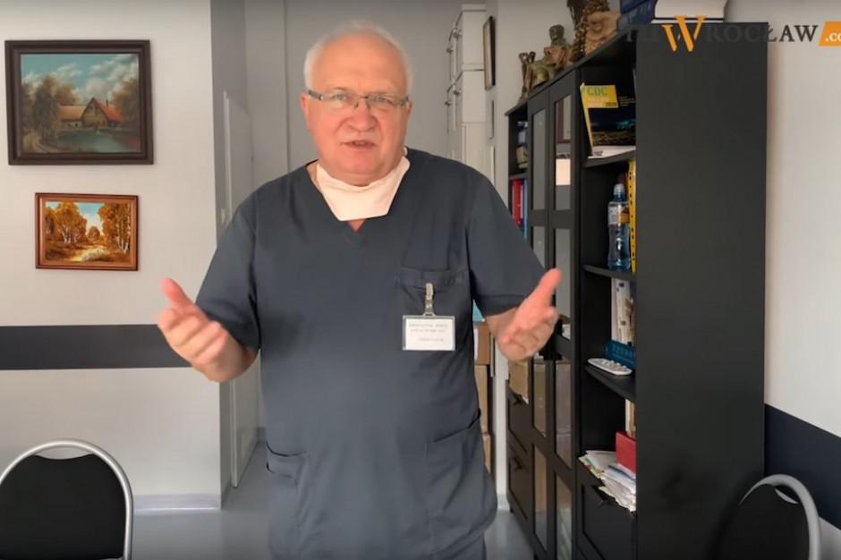 Prof. Simon o spotkaniach na Wielkanoc: tylko dla zaszczepionych i ozdrowieńców