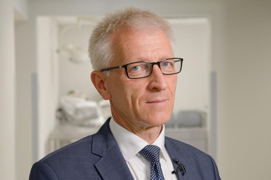 Prof. Kaźmierczak: telemedycyna staje się codziennością, także w kardiologii