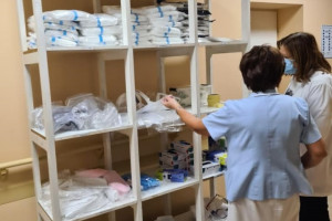 Mazowieckie: apel o pomoc dla szpitala w Sierpcu przekształconego w covidowy