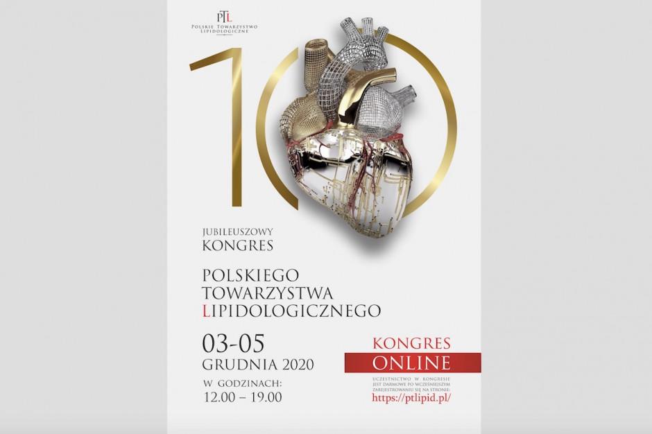X Kongres Polskiego Towarzystwa Lipidologicznego