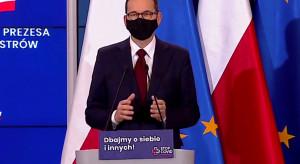 Morawiecki: restrykcje zaczynają przynosić skutek, wygrywamy z epidemią