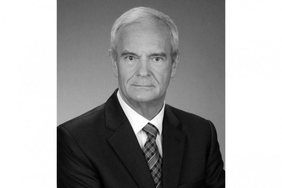 Zmarł dr Jerzy Derkacz, laryngolog i były senator RP III kadencji