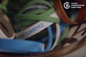 Polskie Stowarzyszenie Diabetyków przygotowało film o życiu z cukrzycą