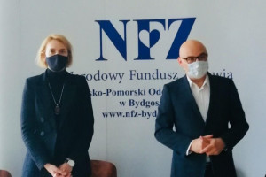 Kujawsko-Pomorskie: Oddział Wojewódzki NFZ ma nowego p.o. dyrektora