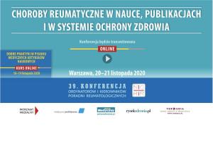 Warszawa: cykl warsztatów i wykładów online dotyczących chorób reumatycznych