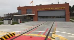 Bydgoszcz: nowo wybudowana baza Lotniczego Pogotowia Ratunkowego już działa