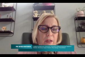 Prof. Brygida Kwiatkowska: innowacyjne leki doustne w RZS zdobędą ugruntowaną pozycję