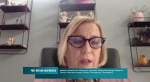Prof. Kwiatkowska: leki doustne w RZS zdobędą ugruntowaną pozycję