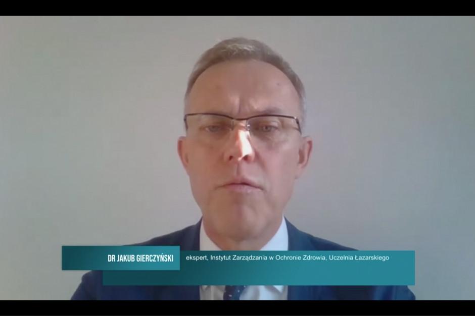Dr Gierczyński: w RZS różnorodnośćterapii innowacyjnych prowadzi do obniżenia kosztów