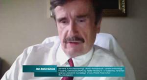 Prof. Marek Brzosko: trudno to wytłumaczyć reumatologom z innych krajów...