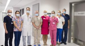 Gdańsk: w UCK przeszczepiono płuca w miejsce zniszczonych przez COVID-19