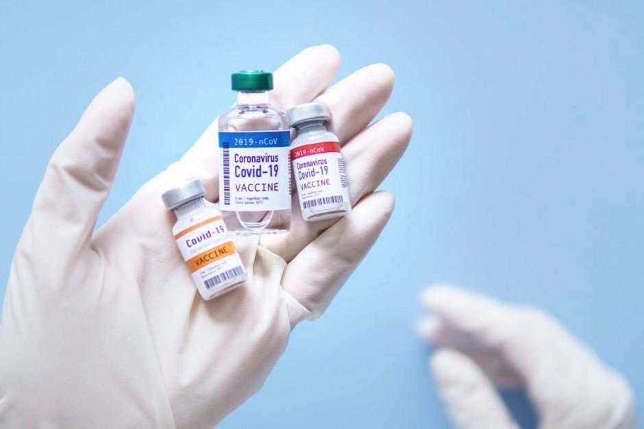 EMA dopuściła do obrotu szczepionkęprzeciw Covid-19 firmy AstraZeneca