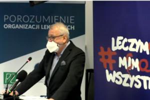 Startuje kampania #LeczymyMimoWszystko: lekarze przedstawiają swoje postulaty