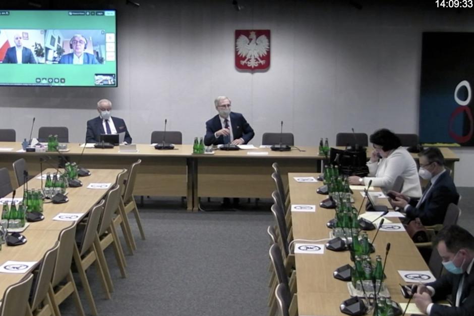 Sejm: komisja za poprawkami do ustawy ws. oceny celowości inwestycji w ochronie zdrowia