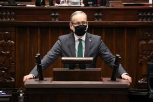 Minister zdrowia w Sejmie: sytuacja epidemiczna jest lepsza niż trzy, cztery tygodnie temu, ale...