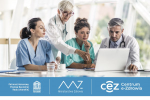 CeZ zachęca lekarzy do zapoznania się z poradnikiem dotyczącym e-skierowań