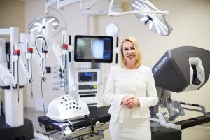 Kraków: Szpital na Klinach będzie realizował nowatorski projekt operacyjnego leczenia raka szyjki